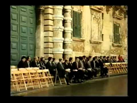 GLOBETROTTER: MALTA - 1989 -