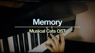 Memory (theme from Musical Cats) - Piano Cover - Jaeyong Kang