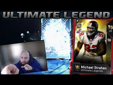GHOST! Lots of Full Ultimate Legends too | Madden 19 Ultimate Team