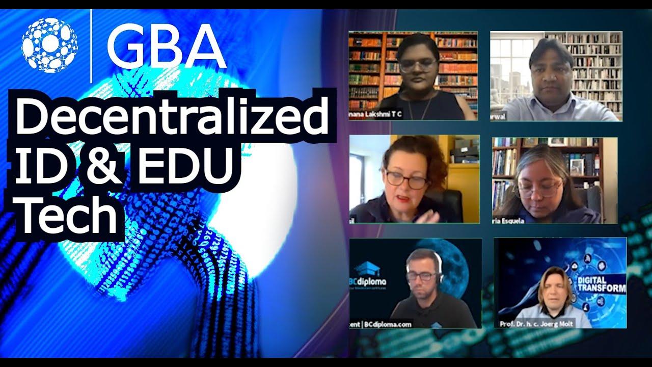 Decentralized ID & EDU TECH 2021