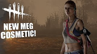 NEW MEG COSMETIC | Dead By Daylight MEG THOMAS GAMEPLAY
