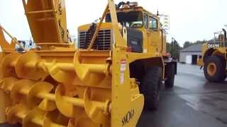 Check This SNOGO Heavy Equipment Truck