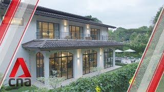 A dream home in Singapore, thanks to Colombian architects | Remarkable Living