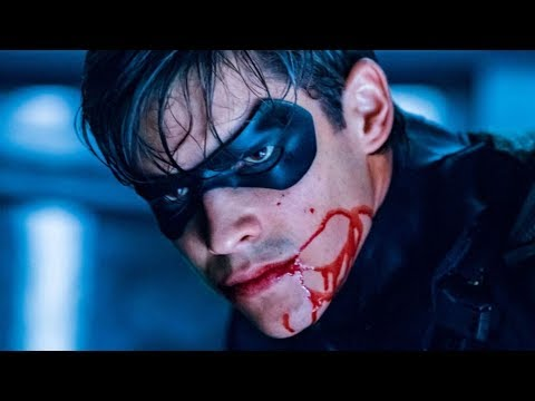 Easter Eggs You Probably Missed In Titans Season 2