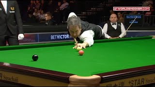 Anthony Hamilton INCREDIBLE clearance BetVictor Welsh Open Snooker 2016