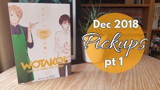 Dec 2018 Anime & Manga pt 1    Love & Luster thumbnail
