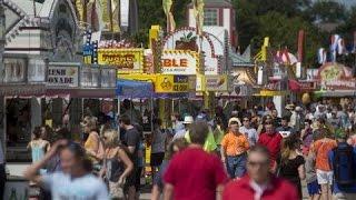 Iowa State Fair: Pork Chops And Candidates