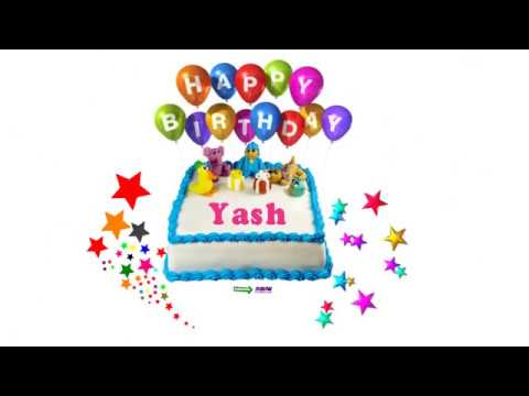 Happy Birthday Yash Youtube