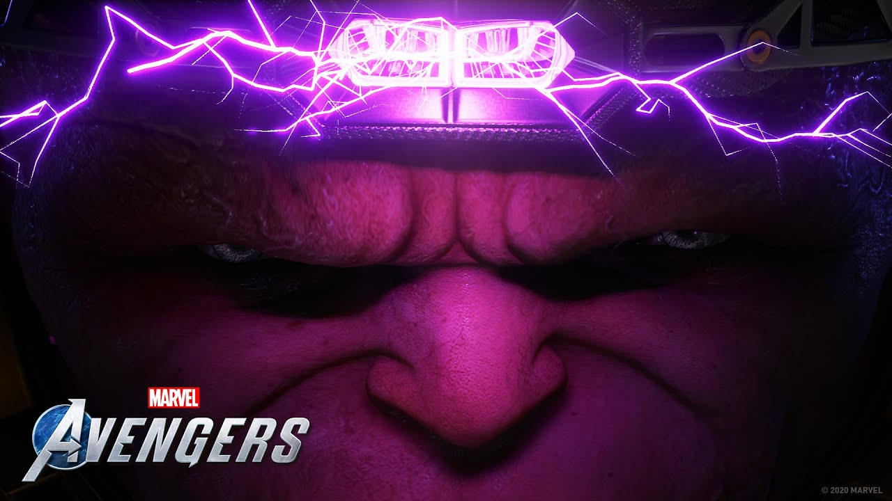 Marvel's Avengers - The MODOK Threat Trailer