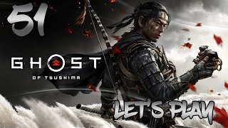 Ghost of Tsushima - Let's Play Part 51: The Delicate Art of Negotiation