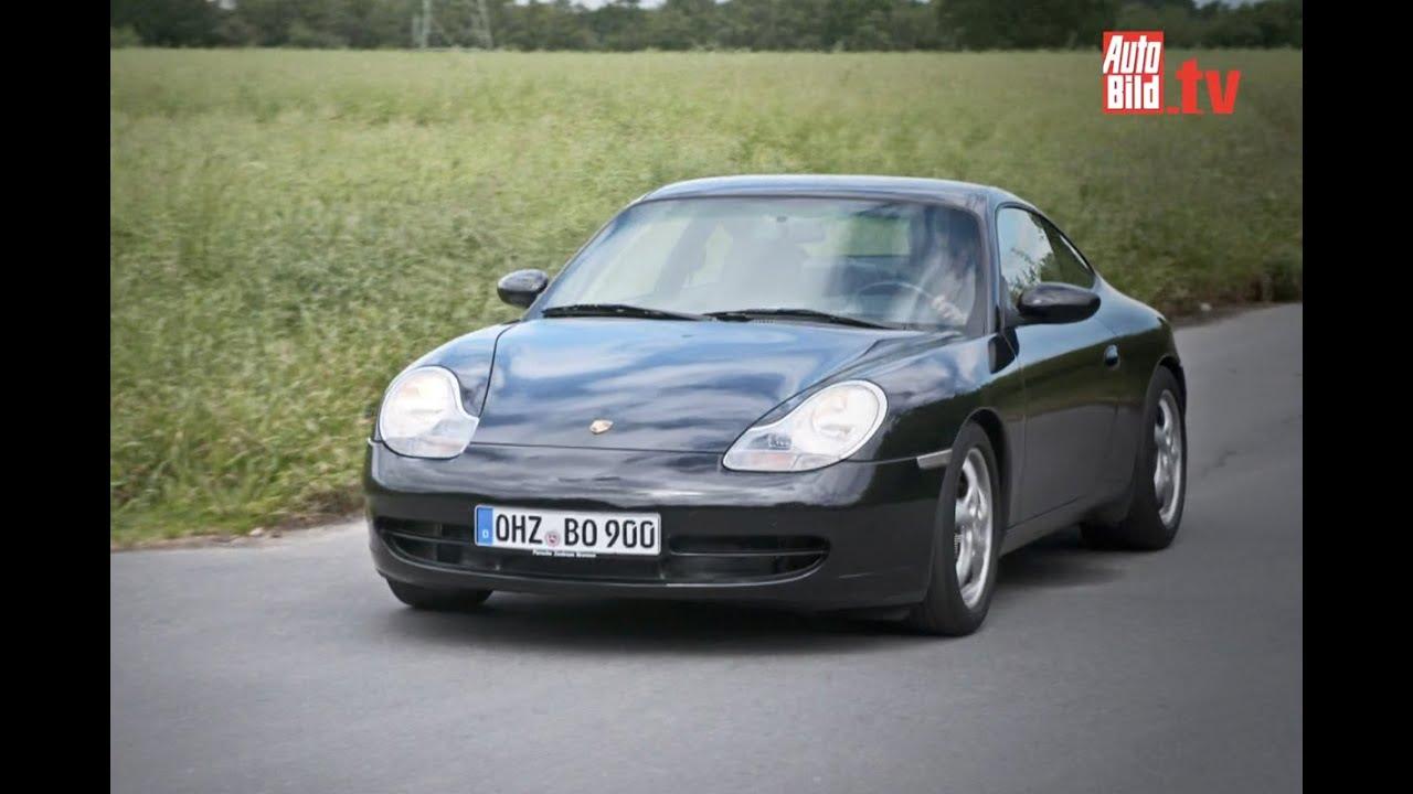 Gebrauchtwagentest: Porsche 911 aus zweiter Hand