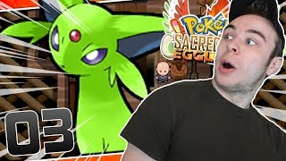 A SHINY POKEMON EVOLUTION! Pokemon Sacred Gold Egglocke Part 3