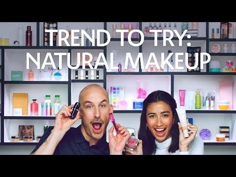 Trend To Try: Natural Makeup Look | Sephora