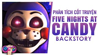 Phân tích cốt truyện: FIVE NIGHTS AT CANDY'S | Story Explained | PTG