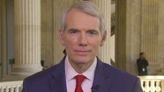 Sen. Portman on tax reform, Roy Moore controversy