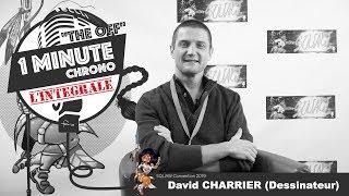 """#025 DAVID CHARRIER (Dessinateur BD) dans #1MCTO """"l'intégrale"""""""