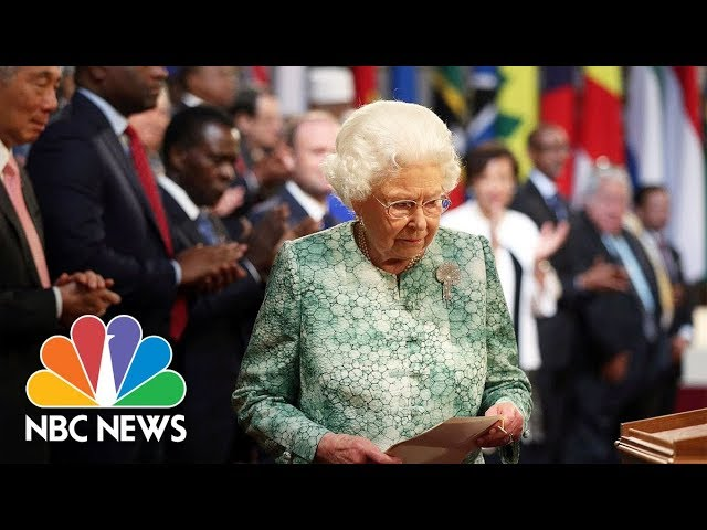 queen-elizabeth-welcomes-commonwealth-leaders-to-palace-and-tips-charles-as-successor-nbc-news