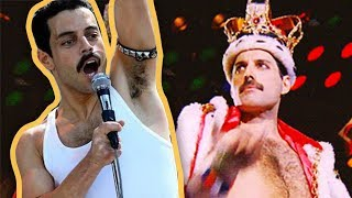 Freddie Mercury and Queen, the truth that the movie is not telling us