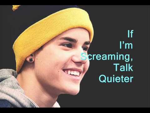 Justin Bieber Change Me Lyrics