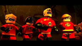 Lego The Incredibles Part 1