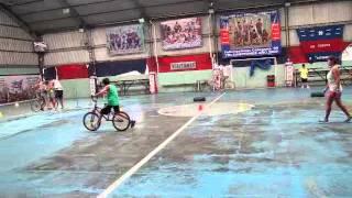 Proyecto Deportivo Especial Despertar - Aprendiendo a andar en Bicicleta