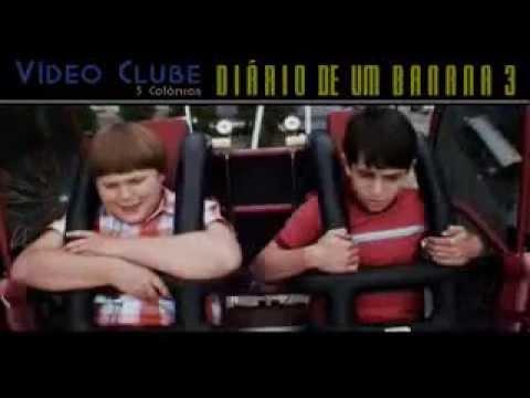 Trailer do filme Diário de um Banana