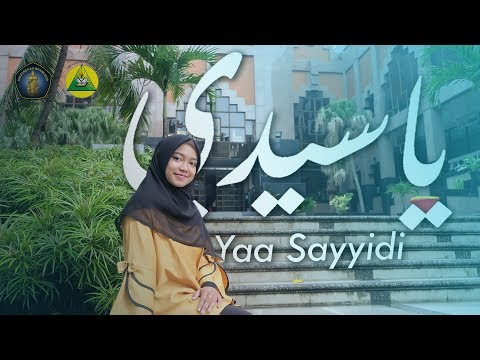 Free Download Ya Sayyidi - Ika Kharelina (el Mighwar Cover) Lyrics Video Mp3 dan Mp4