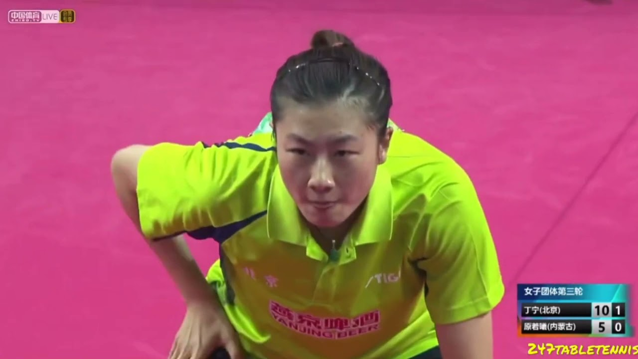 Download WTT Team Chinese Wonen Championship, FULL Match: The Best Of Ding Ning, / Anis Santosa Official
