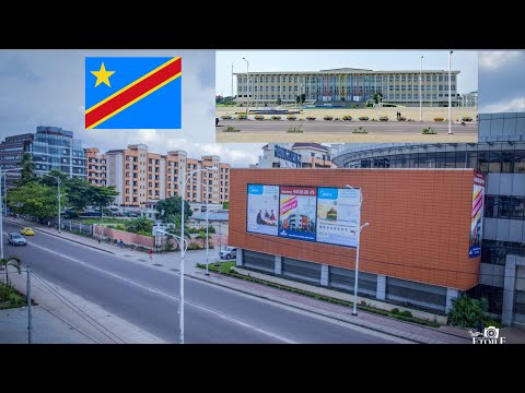 The cleanest city Kinshasa 2020 (DRC)