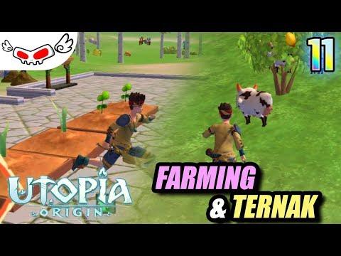 Farming & Ternak | Utopia Origin Indonesia #11