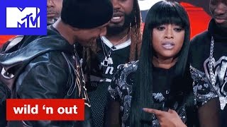 Nick Cannon Can't Handle Trina's Fine Ass & Michael Blackson Goes In | Wild 'N Out | #Wildstyle