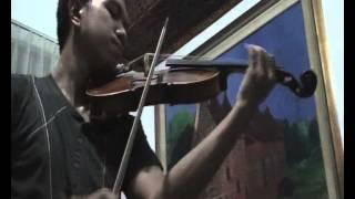 Lagu anak - Ruri Abangku (Violin - Piano)