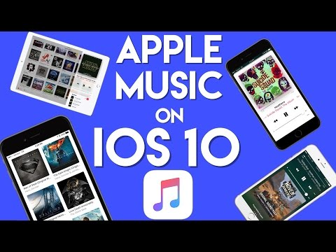 Favorite iOS 10 changes with Apple Music