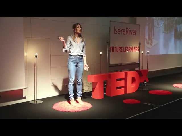 Pour une refondation de l'école guidée par les enfants: Céline Alvarez at TEDxIsèreRiver