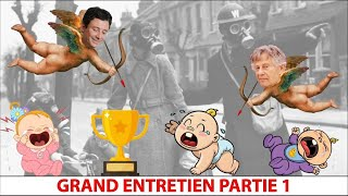 Grand Entretien Février 2020 avec Pierre Yves Rougeyron 1/2