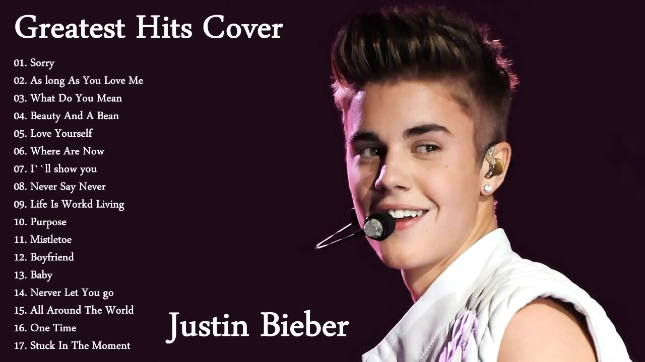 justin bieber greatest hits cover 2016 justin bieber all songs playlist best music cover youtube. Black Bedroom Furniture Sets. Home Design Ideas