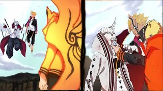 Apakah Momoshiki yang merasuki Boruto Akan membantu Naruto, Atau sebaliknya ia malah memihak isshiki