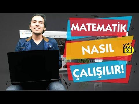 MATEMATİK NASIL ÇALIŞILIR | Matematik | Geometri | Tyt | Yks | Kpss | Dgs | Ales | Lise | Ortaokul