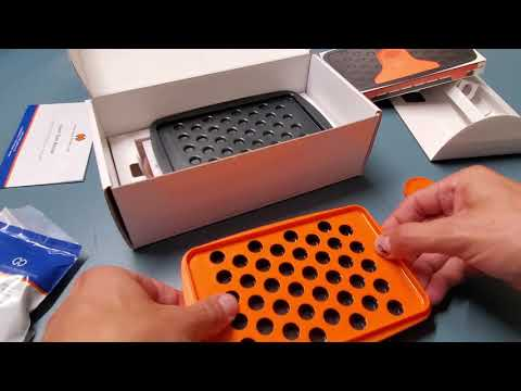 Storz & Bickel Filling Set for 40 Dosing Capsules Unboxing