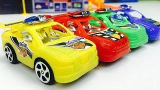 Carritos para Niños ►Patrullas de Policias | Police Car for Kids