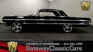 1964 Chevrolet Impala 2 Dr Hard Top - Louisville Showroom - Stock # 969