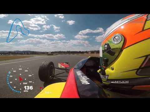 Wakefield Park Formula Ford 2017 Hotlap