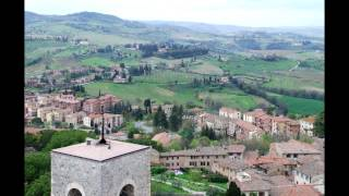 世界遺産 サン・ジミニャーノ San Gimignano, Italy