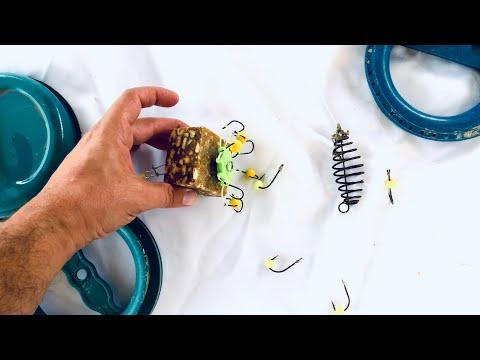 Küspeli Ve Yaylı Sazan Olta Ceşitleri 4 Tür Hazırladıgım Oltalar !! Fishing Rod Making