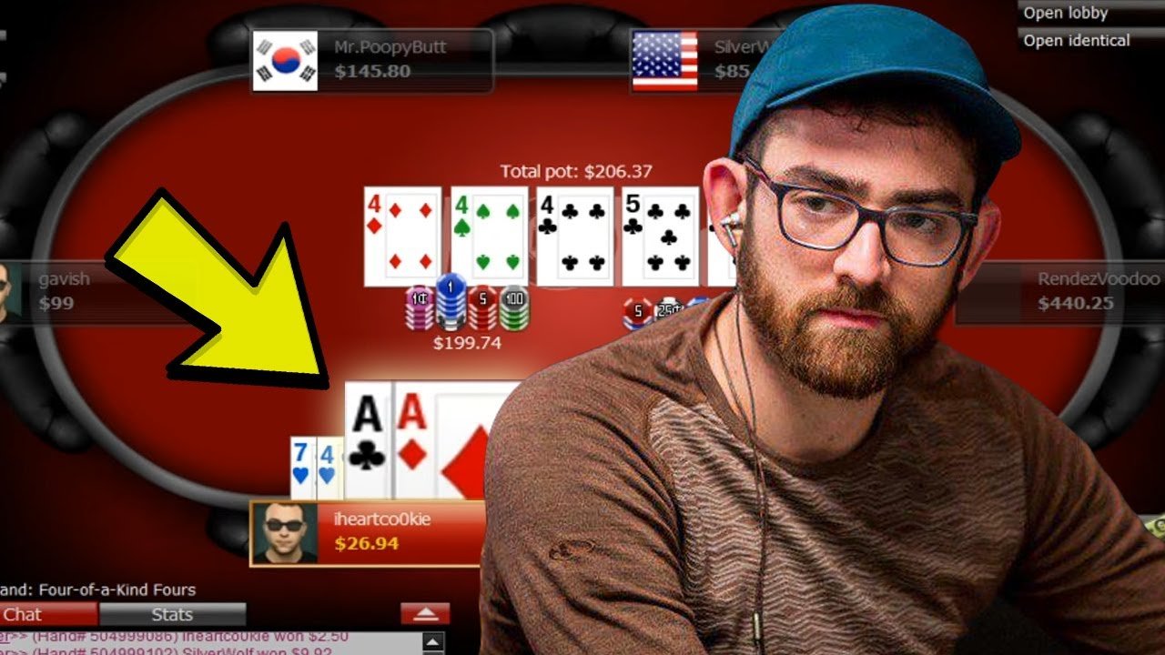 63.9% GAINS In The $25,000 Pot Limit Omaha Challenge