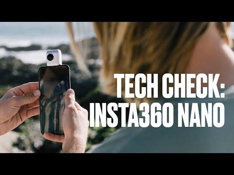 Tech Check: The Insta360 Nano