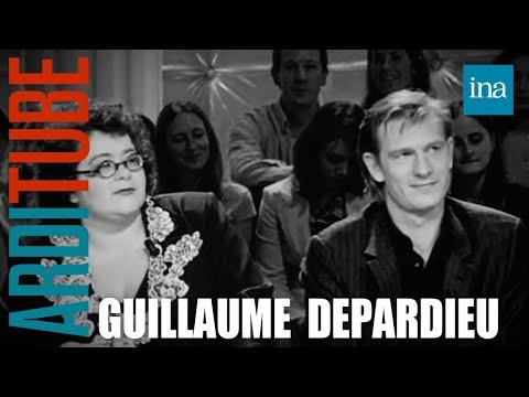 Juliette et Guillaume Depardieu (Première partie) - Archive INA