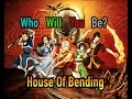 House Of Bending Server Trailer. Who Will You Be?