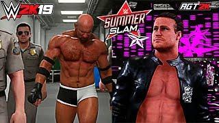 WWE 2K19 ONLINE HIGHLIGHTS - Goldberg vs. Dolph Ziggler (SummerSlam 2019)