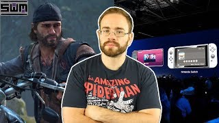 Days Gone Delayed, Huawei VS Switch, Nintendo Hackers And Your Comments | Saturday Show